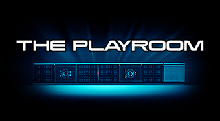 THE PLAYROOM's Logo