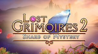 Lost Grimoires 2: Shard of Mystery's Logo