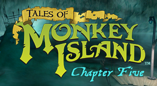 Tales of Monkey Island - Episode 5: Rise of the Pirate God's Logo