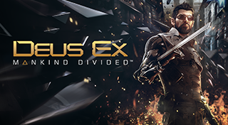 Deus Ex: Mankind Divided's Logo