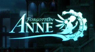 Forgotton Anne's Logo