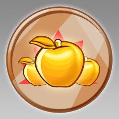 Apfel-Anerkennung