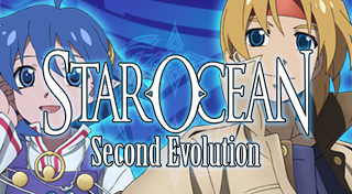 STAR OCEAN Second Evolution's Logo