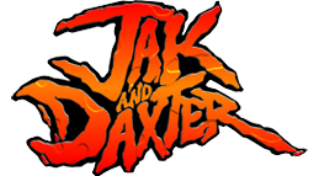 Jak and Daxter: The Precursor Legacy's Logo