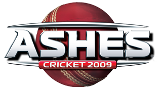 Ashes Cricket 2009's Logo