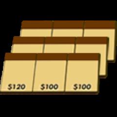 Monopol auf 3 Farbgruppen gesichert