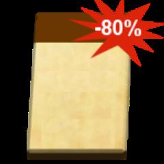 80% des Grundstückspreises in einer Auktion gespart