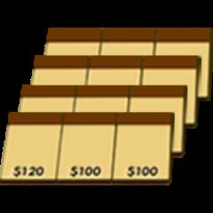 Monopol auf 4 Farbgruppen gesichert