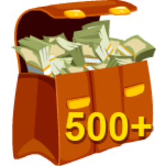 Über 500$ Miete eingenommen