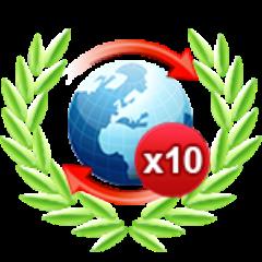 10 Onlinespiele am Stück gewonnen