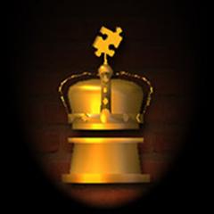 Puzzle Krone