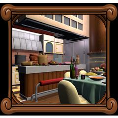 Exquisite Küche
