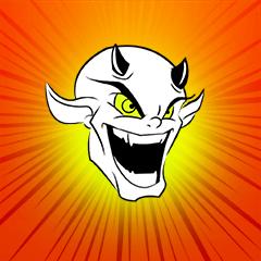 Rutschiger Teufel