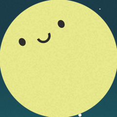 Der unaufhaltsame gelbe Planet