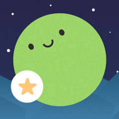 Spieler des grünen Planeten