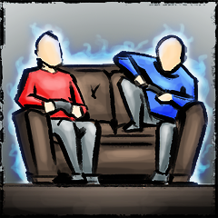 Couch-Party
