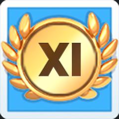 Mission 11 Gold