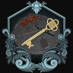 Der schlüssel zur stadt
