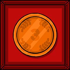 Bronzemedaille