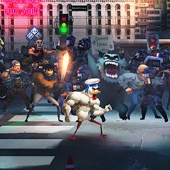 Straßenkämpfer