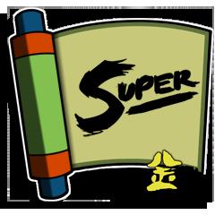 S steht für SUPER