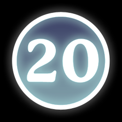 Stufe 20!